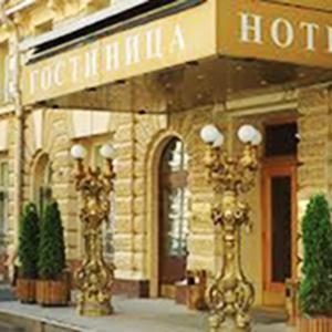 Гостиницы Усть-Тарки