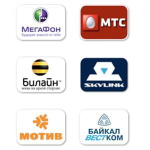 Операторы сотовой связи Усть-Тарки